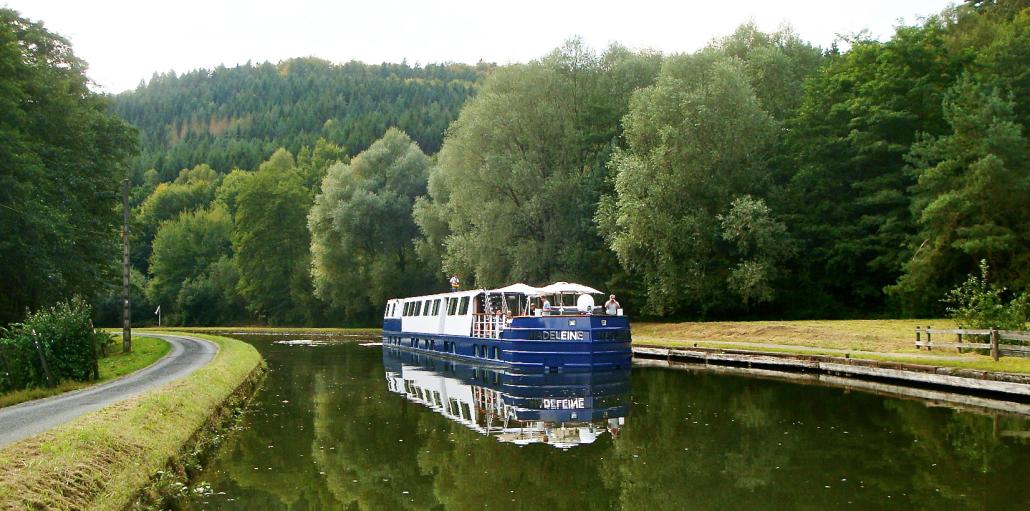 Waterways of France