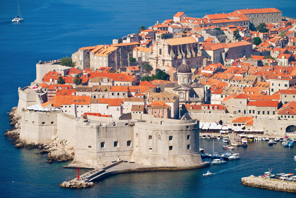 Croatia- Dubrovnik